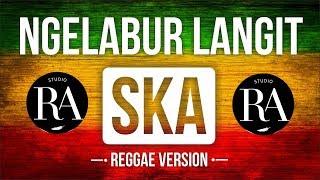 Gambar cover NGELABUR LANGIT - RA Production Reggae Version Cipt  KOMING
