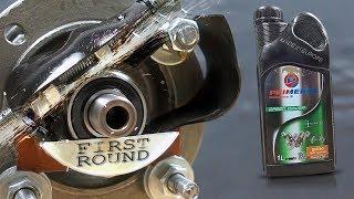 Primerol 5W50 Racing Jak skutecznie olej chroni silnik?