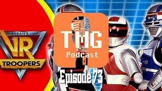 Video The TMG Podcast Episode 73: VR Troopers making a comeback - 03/08/2015 download MP3, 3GP, MP4, WEBM, AVI, FLV Juli 2018