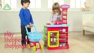 Early Learning Centre Supermarket And Trolley