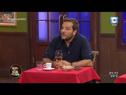 Christian Di Candia en Polémica