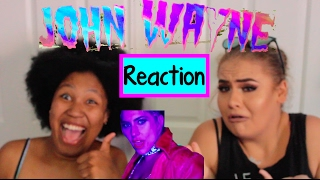 John Wayne Lady Gaga Music Video Reaction W/Agnes - Elise Wheeler