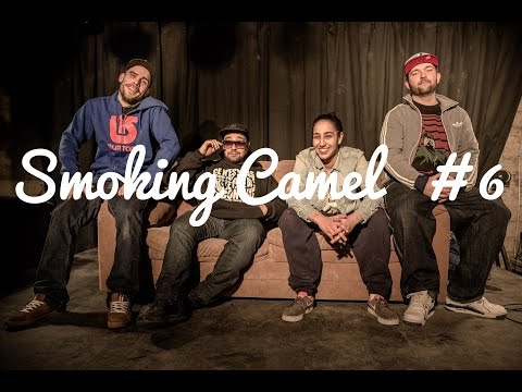 Smoking Camel # 6 Pand'Or x Dézuets d'Plingrés x Skribe