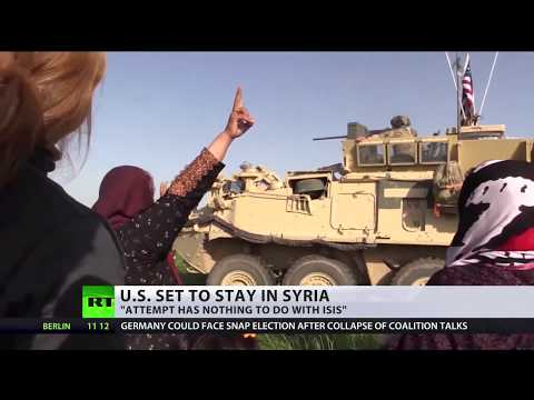 Staying Power: US forces set to remain in Syria despite ISIS elimination