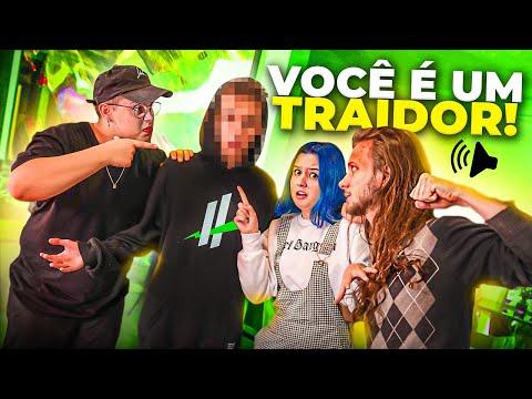 TEMOS UM TRAIDOR NO NOSSO TIME!!!!