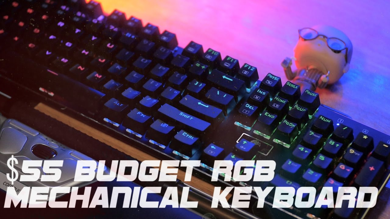cheap rgb mech keyboard mechanicaleagle z 88 review youtube. Black Bedroom Furniture Sets. Home Design Ideas