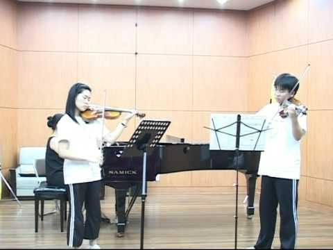 Dr.Eun Hwan Bai Masterclass, 2004 Violin Story Camp(48)