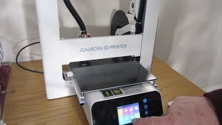 JGAURORA A3S 3D Printer First Look.