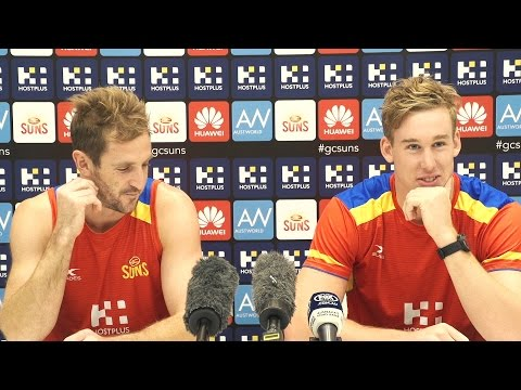 SUNS TV: Barlow/Lynch Presser