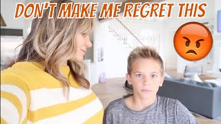 DO NOT MAKE ME REGRET THIS | THE LEROYS