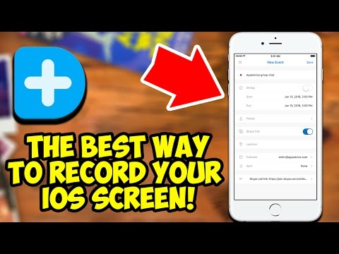 THE BEST WAY TO RECORD DOKKAN FOR iOS! dr.fone iOS 10.3 Beta 5 fully supported!