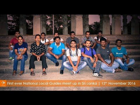 National Local Guides Meet up in Sri Lanka   November 2016