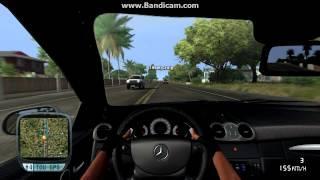 Test Drive Unlimited GamePlay - Mercedes-Benz CLK DTM AMG