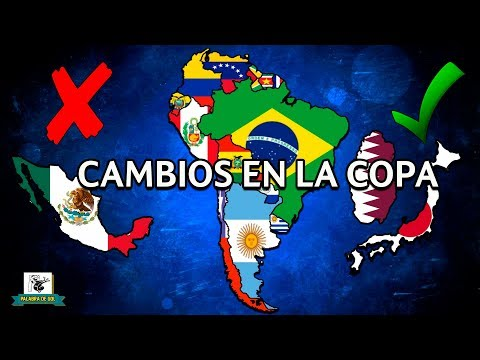 COPA AMÉRICA 2019/SIN MÉXICO Y CON ASIÁTICOS ¿QUIÉN ESTÁ OBLIGADO A GANARLA?