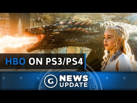 """HBO Now Launches on PS4/PS3 With PlayStation Vue """"Ultra"""" Plan - GS News Update"""