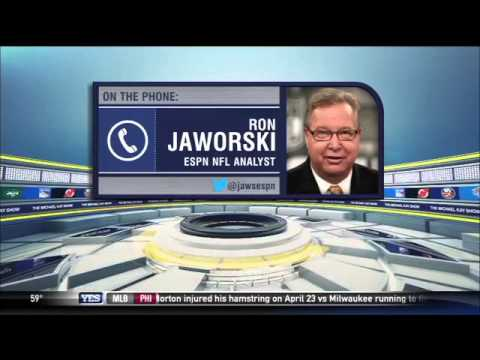 Ron Jaworski on the 2016 NFL Draft