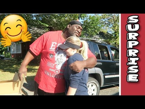 SURPRISING MY DAD ON HIS BIRTHDAY! (MYSTERY GIFT) | JORDY WILL VLOGS