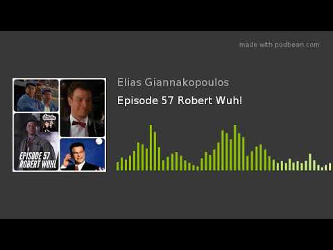 The Man Cave Chronicles Podcast Episode 57 Robert Wuhl