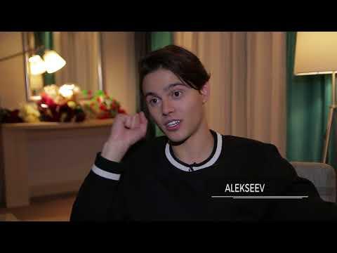 Итоги недели. Евровидение 2018. ALEKSEEV / Diary of Eurovision 2018 (08.04.2018)