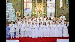Komunia Święta 2017  Parafia Ropczyce Witkowice