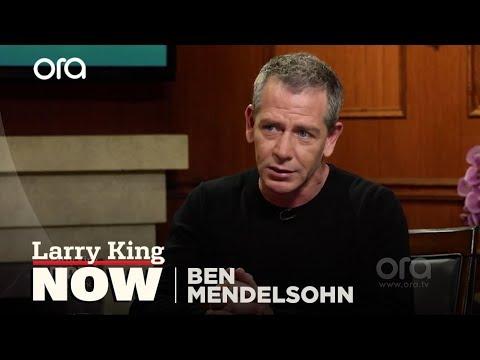 Ben Mendelsohn's hardwon path back to success  Larry King Now  Ora.TV