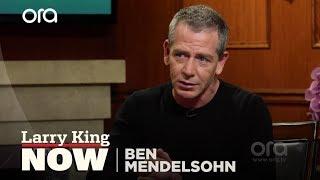 Ben Mendelsohn's hard-won path back to success | Larry King Now | Ora.TV streaming