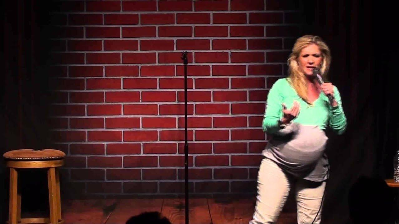 Pregnant Comedian 60