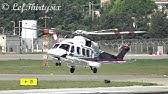 AgustaWestland AW189: certified! - YouTube