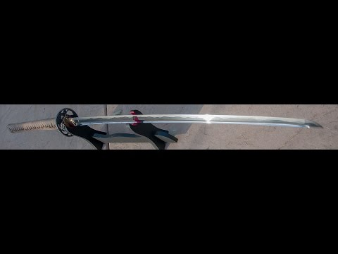 Hanwei Golden Oriole Custom Katana Samurai Sword Paul Chen CAS Iberia