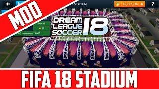 How To Build FIFA 18 Stadium In Dream League Soccer 2018