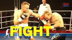 Besar Nimani vs Teemu Tuominen - 8 rounds super welterweight - 30.03.2019 - Hövelhof