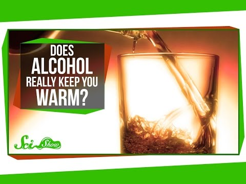 Does Alcohol Really Keep You Warm?