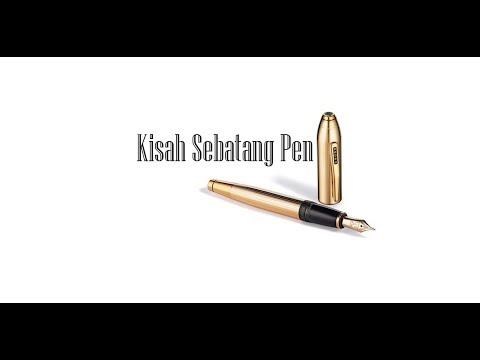 kisah sebatang pen