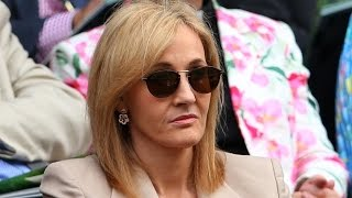 This Twitter Feud Between J.K. Rowling And A Politician Got Heated - Newsy