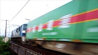 2017年5月12日 山陽本線Gライン 貨物列車撮影記  福山レールエクスプレス56レ・57レを求めて・・・