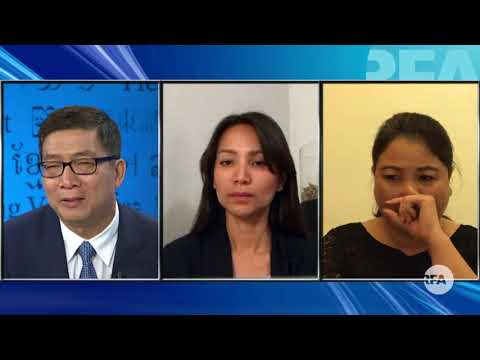 Interview Over Situation Of H.E Kem Sokha & Mr. Meach Sovanara