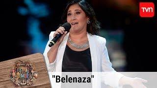 """Revive la rutina completa de Belén """"Belenaza"""" Mora en el Festival de Olmué"""