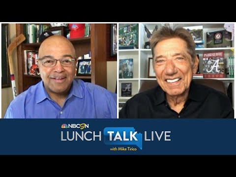 NFL great Joe Namath remembers Super Bowl III | Lunch Talk Live | NBC Sports
