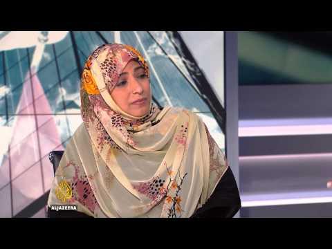 UpFront -The Headliner: Yemeni Nobel Laureate Tawakkol Karman