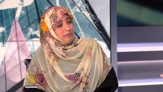UpFront -The Headliner: Yemeni Nobel Laureate Tawakkol Karman