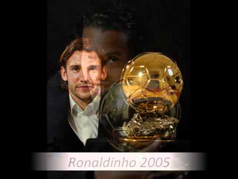 Ballon D'or 2000-2010