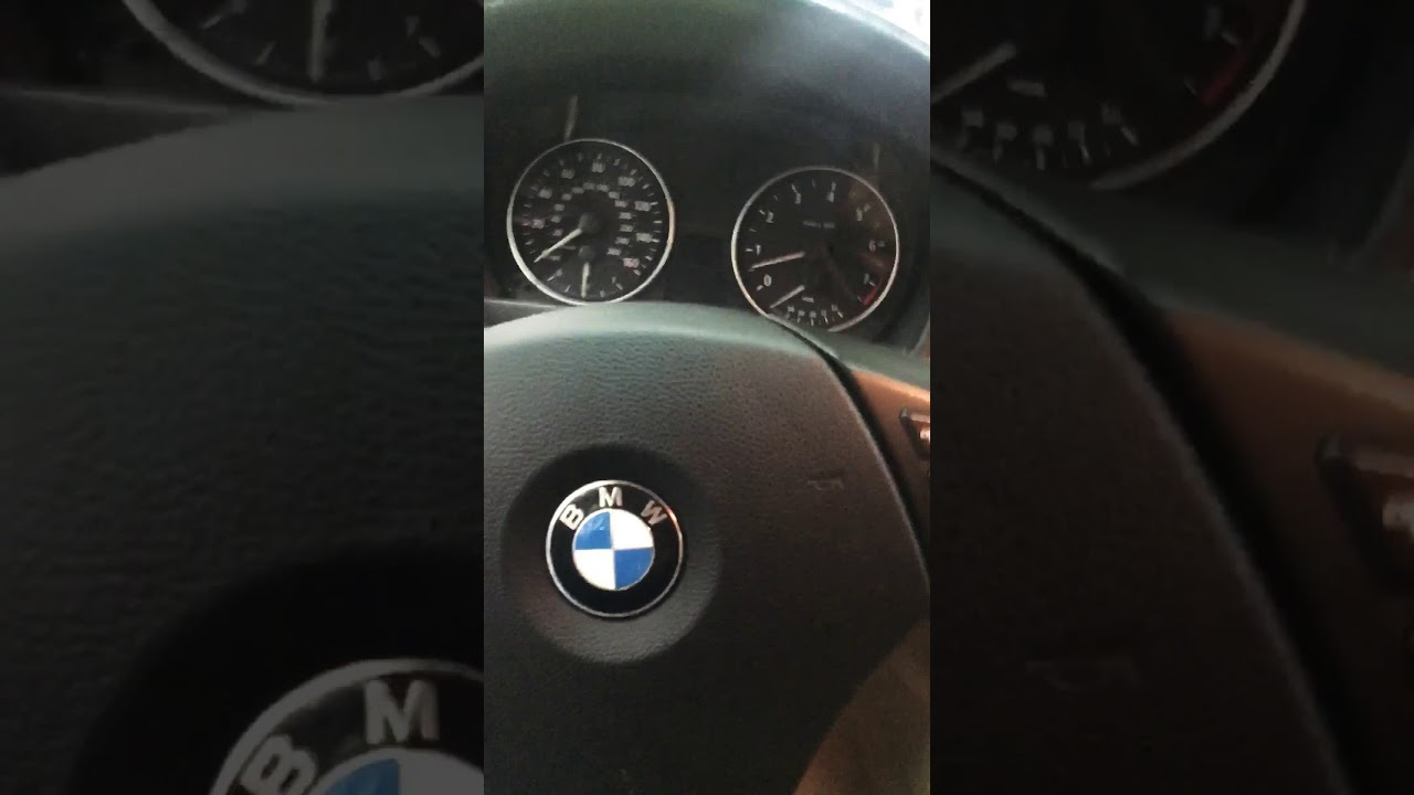 2006 bmw 325i instrument cluster not working for the  aa recovery division installation