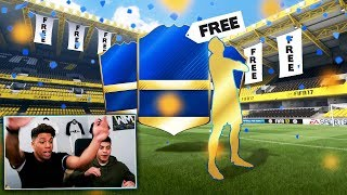 WINNING THE NEW FREE TOTS PLAYER! PORTUGAL WALKOUT? - FIFA 17 ULTIMATE TEAM