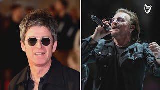 LISTEN: Noel Gallagher discusses 'doing a runner' on Bono