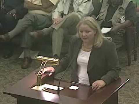 090109 Alameda City Council Meeting -- Nancy O'Malley on Boys and Girls Club