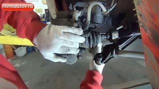 видео Шаровая опора (палец шаровой) ВАЗ 2123 с чехлом защитным