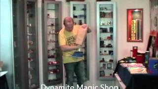 Appearing Broom Magic Trick