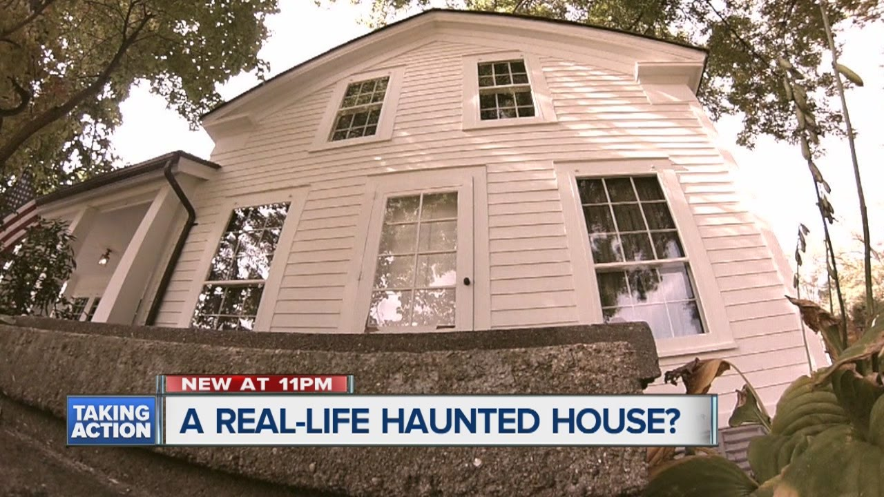 Download A real life haunted house?