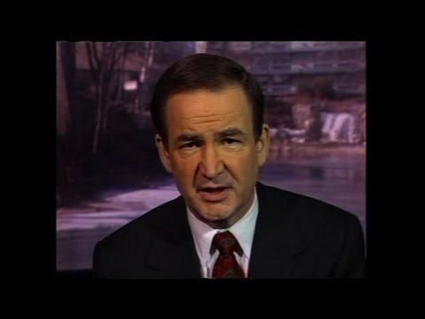 "Pat Buchanan in 1992: ""Make America first again"""