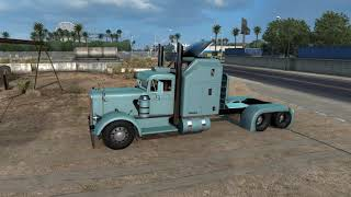 Please Subscribe For More Videos   Details & Download From  http://www.modhub.us/american-truck-simulator-mods/kenworth-521-custom-1-38/      Kenworth 521 custom for American truck simulator Tested on 1.38 version added deck trlr cables fixed blinkers and some bugs      Credits: renenate